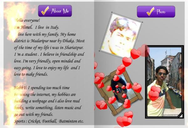 My Web page